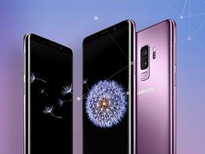 Kokį telefoną su geriausia kamera galima įsigyti Lietuvoje-Samsung Galaxy S9+